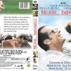 Cine: MEJOR... IMPOSIBLE - JAMES L. BROOKS. Lote 261302330