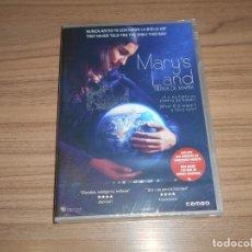 Cine: MARY'S LAND TIERRA DE MARIA EDICION ESPECIAL DVD + 100 MIN. DE CONETIDO INEDITO NUEVA PRECINTADA. Lote 261357045