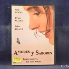 Cine: AMORES Y SABORES - DVD. Lote 261611670