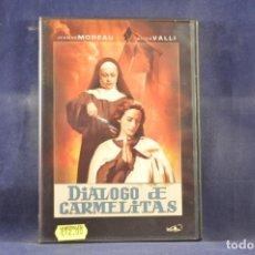 Cine: DIALOGO DE CARMELITAS - DVD. Lote 261612675