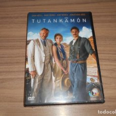 Cine: TUTANKAMON SERIE COMPLETA DVD 200 MIN. SAM NEIL NUEVA PRECINTADA. Lote 261662195