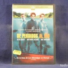 Cinema: DE PERDIDOS AL RÍO - DVD. Lote 261743735