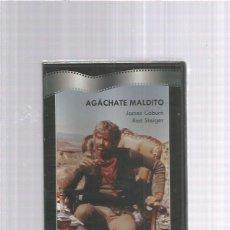 Cine: AGACHATE MALDITO (PRECINTADA ). Lote 261855770