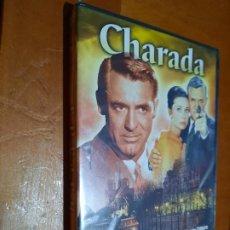Cine: CHARADA. CARY GRANT. AUDREY HEPBURN. STANLEY DONEN. DVD PRECINTADO. SIN ABRIR. Lote 261868705