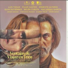 Cine: VENTAJAS DE VIAJAR EN TREN. Lote 261869000