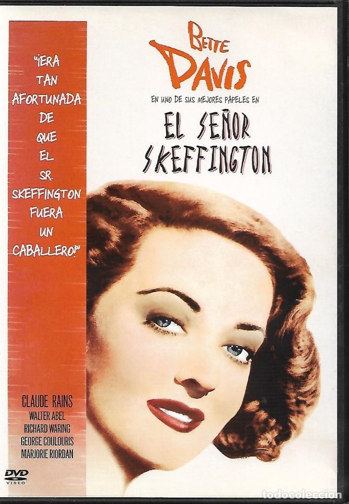EL SEÑOR SKEFFINGTON. PEDIDO MÍNIMO EN DVD´S : 4 TÍTULOS (Cine - Películas - DVD)