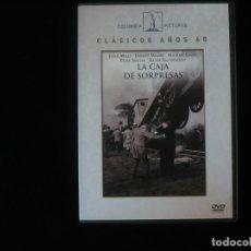 Cinema: LA CAJA DE SORPRESAS - DVD CASI COMO NUEVO. Lote 262007355
