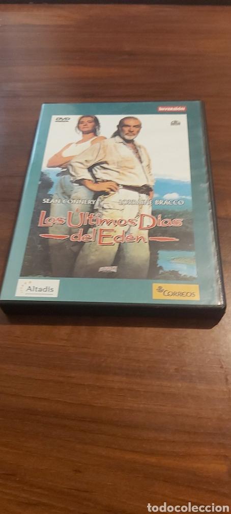 DVD / LOS ULTIMOS DIAS DEL EDEN - SEAN CONNERY, LORRAINE BRACCO (Cine - Películas - DVD)