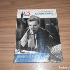 Cine: TIEMPOS MODERNOS EDICION ESPECIAL DVD + LIBRO 46 PAG. CHARLES CHAPLIN NUEVA PRECINTADA. Lote 262183110