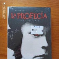 Cine: DVD LA PROFECIA - EDICION 30 ANIVERSARIO - GREGORY PECK - NUEVA, PRECINTADA (6H). Lote 262216375