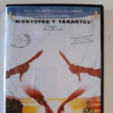 Cinema: MONTOYAS Y TARANTOS. Lote 262243830