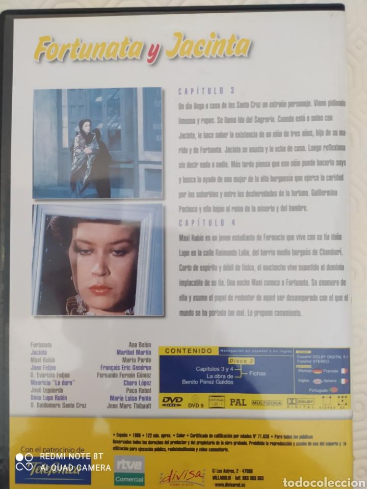 Cine: Fortunata y Jacinta DVD 2 - Foto 2 - 262252250