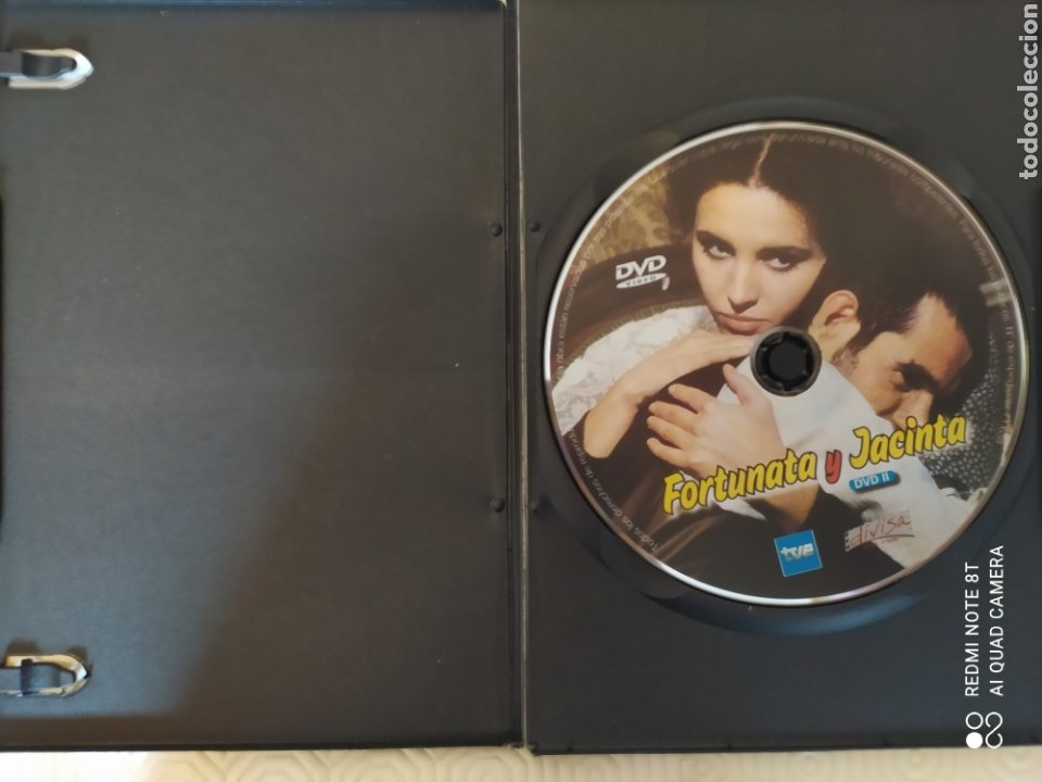 Cine: Fortunata y Jacinta DVD 2 - Foto 3 - 262252250