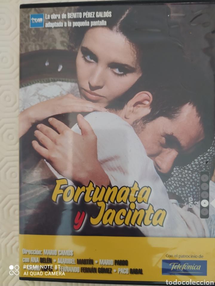 FORTUNATA Y JACINTA DVD 2 (Cine - Películas - DVD)