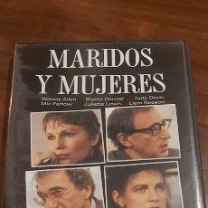 Cine: MARIDOS Y MUJERES (HUSBANDS AND WIVES) WOODY ALLEN, MIA FARROW. Lote 262331265
