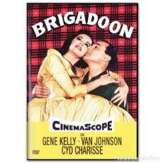 Cine: BRIGADOON DVD. Lote 262346865