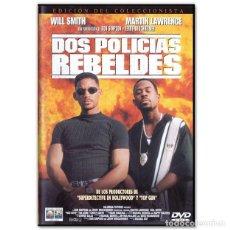 Cine: DOS POLICIAS REBELDES DVD. Lote 262346950