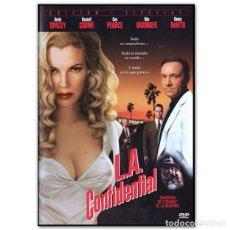 Cine: L.A. CONFIDENTIAL DVD. Lote 262346980