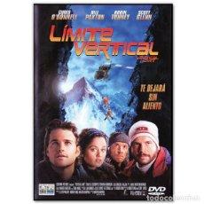 Cine: LIMITE VERTICAL DVD. Lote 262347105