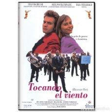 Cine: TOCANDO EL VIENTO DVD. Lote 262347625