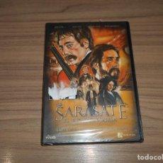 Cine: SARASATE EL REY DEL VIOLIN DVD NUEVA PRECINTADA. Lote 262364080