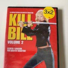 Cine: KILL BILL VOLUMEN 2 - DVD PRECINTADO - QUENTIN TARANTINO. Lote 262367140