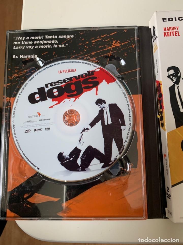 Cine: RESERVOIR DOGS EDICIÓN ESPECIAL - QUENTIN TARANTINO - 2 DVD - Foto 3 - 262368720