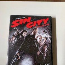 Cine: SIN CITY DVD - ROBERT RODRIGUEZ - QUENTIN TARANTINO. Lote 262375015
