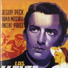 Cine: LAS LLAVES DEL REINO GREGORY PECK. Lote 262395425