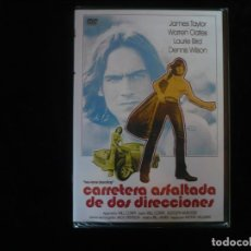 Cinema: CARRETERA ASFALTADA EN DOS DIRECCIONES - DVD NUEVO PRECINTADO. Lote 262441350