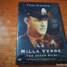 Cine: LA MILLA VERDE DVD PRECINTADO 2000 ESPAÑA TOM HANKS DAVID MORSE BONNIE HUNT MICHAEL CLARKE RARO. Lote 262461860