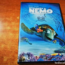 Cine: BUSCANDO A NEMO DVD PRECINTADO WALT DISNEY IDIOMAS INGLES Y ESPAÑOL DURACION 97 MINUTOS. Lote 262463505