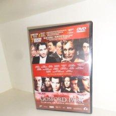 Cinéma: GOSFORD PARK - CLIVE OWEN - EDICION 2 DVDS - DISPONGO DE MAS DVDS. Lote 262538555
