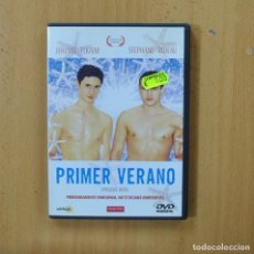 Cinema: PRIMER VERANO - DVD. Lote 262544920