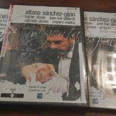 Cine: SERIE LA REGENTA / 3 DVD / AITANA SÁNCHEZ-GIJÓN / FERNADO MÉNDEZ-LEITE / LEOPOLDO ALIAS CLARÍN. Lote 262582850