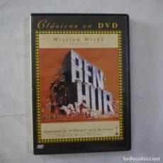 Cine: BEN-HUR - 2 DVD. Lote 262609600