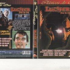 Cinema: DVD - LUCIFER - FRANK LALOGGIA - 1 SOLO PASE. Lote 262729675