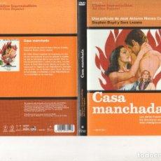 Cinéma: DVD - CASA MANCHADA - JOSE ANTONIO NIEVES CONDE. Lote 262737085
