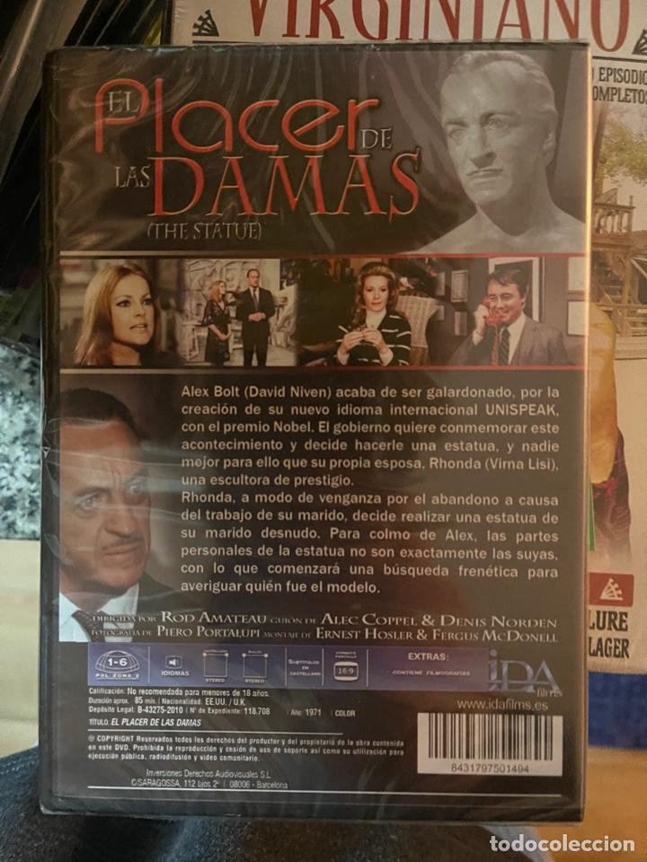Cine: El placer de las damas est1 precintado - Foto 2 - 262821845
