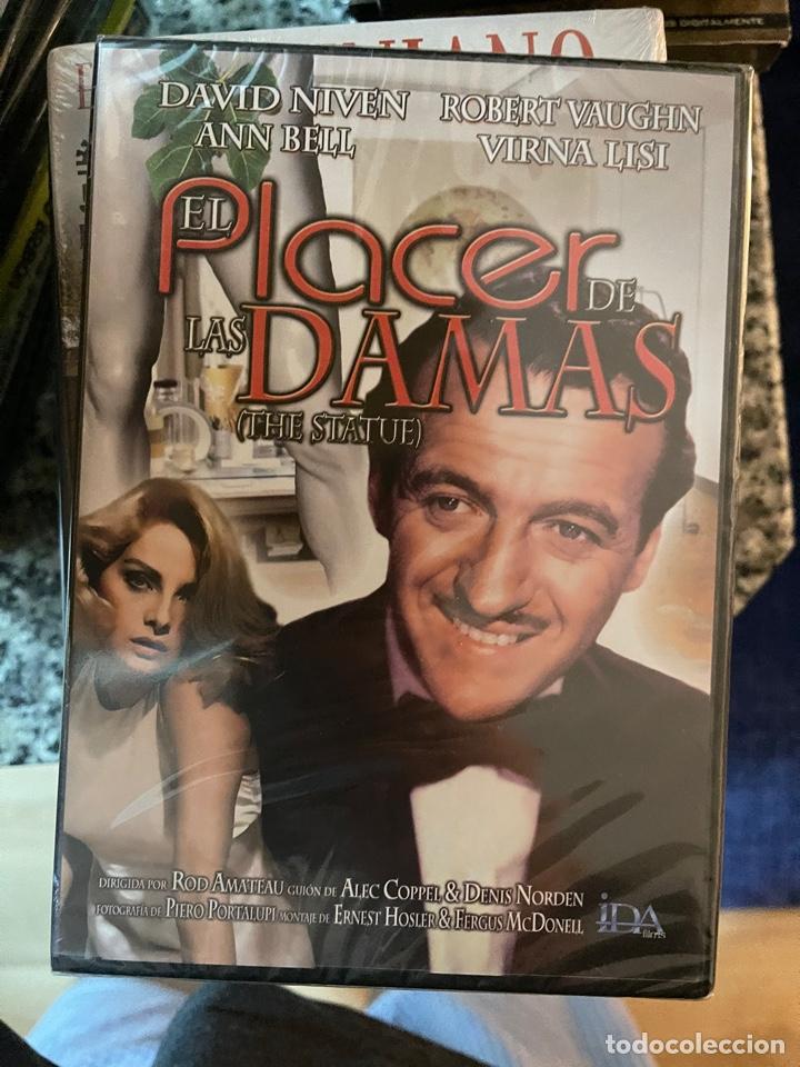 EL PLACER DE LAS DAMAS EST1 PRECINTADO (Cine - Películas - DVD)