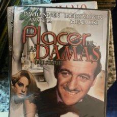 Cine: EL PLACER DE LAS DAMAS EST1 PRECINTADO. Lote 262821845