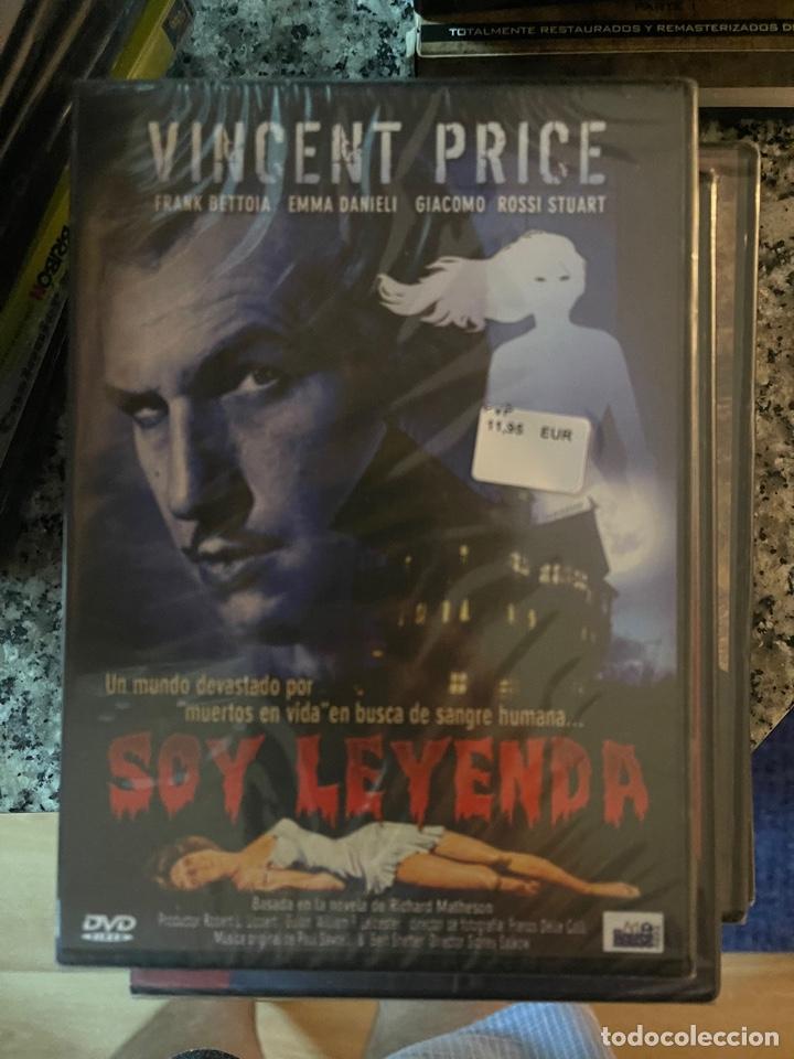 SOY LEYENDA PRECINTADO EST1 (Cine - Películas - DVD)