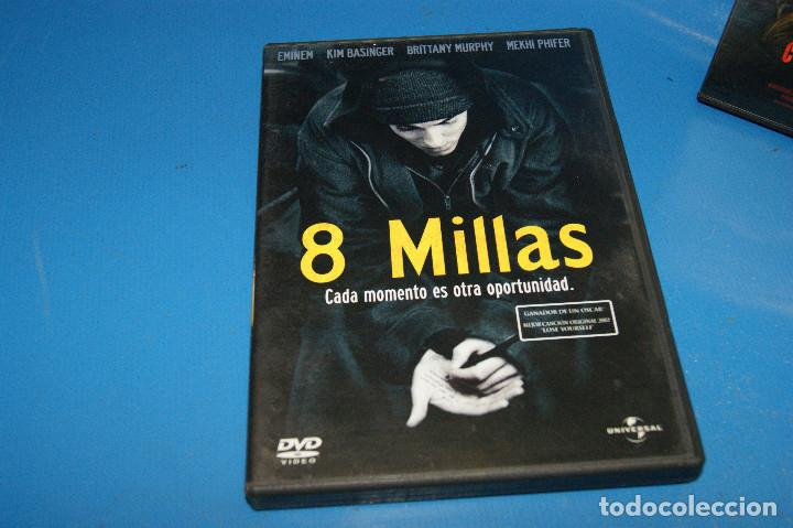 Cine: Lote 3 dvds ESPECIAL KIM BASINGER-CELLULAR-8 MILLAS-RELACIONES SENTIMENTALES - Foto 3 - 262826645