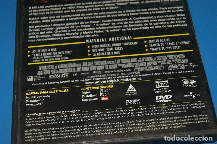 Cine: Lote 3 dvds ESPECIAL KIM BASINGER-CELLULAR-8 MILLAS-RELACIONES SENTIMENTALES - Foto 4 - 262826645