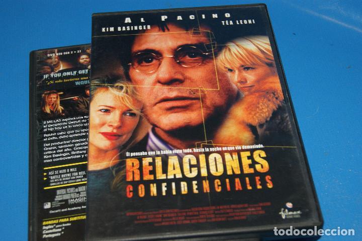 Cine: Lote 3 dvds ESPECIAL KIM BASINGER-CELLULAR-8 MILLAS-RELACIONES SENTIMENTALES - Foto 5 - 262826645