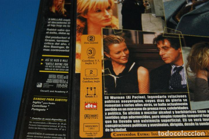 Cine: Lote 3 dvds ESPECIAL KIM BASINGER-CELLULAR-8 MILLAS-RELACIONES SENTIMENTALES - Foto 6 - 262826645