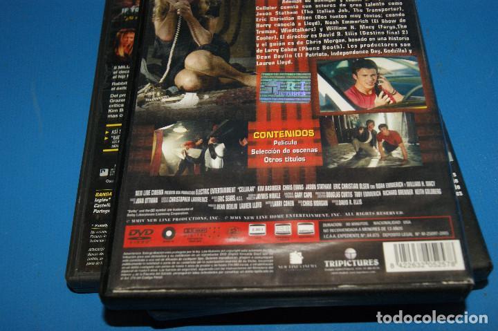 Cine: Lote 3 dvds ESPECIAL KIM BASINGER-CELLULAR-8 MILLAS-RELACIONES SENTIMENTALES - Foto 8 - 262826645