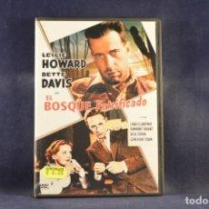 Cine: EL BOSQUE PETRIFICADO - DVD. Lote 262893985