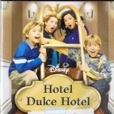 Cine: HOTEL DULCE HOTEL LAS AVENTURAS DE ZACK Y CODY. Lote 262901585