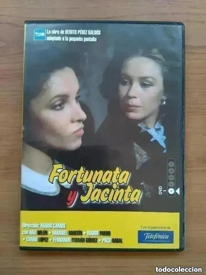 FORTUNATA Y JACINTA. (DVD) NUM 1 (Cine - Películas - DVD)